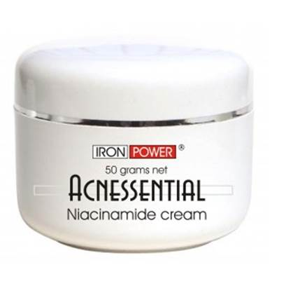 Description: A kind of skin-firming cream that contains niacinamide
