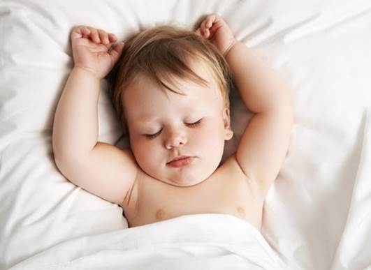 Description: Slow and relaxing music can even cause sleepiness by helping her feel safer