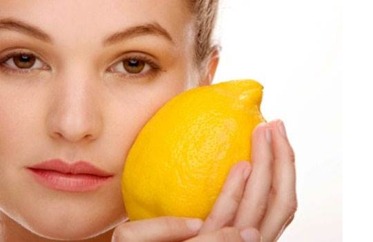 Description: Apply the lemon juice on all areas of your face where large pores locate.