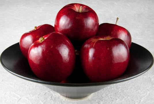Description: Apples