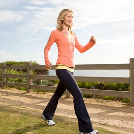 Как похудеть при помощи прогулок