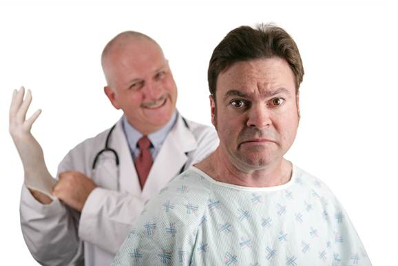 Description: Prostate problems can happen to men at any age.