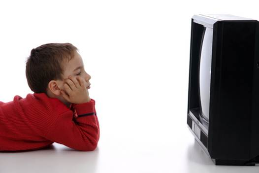 Description: There're many scientific researches showing the close connection between watching TV and obesity in children.