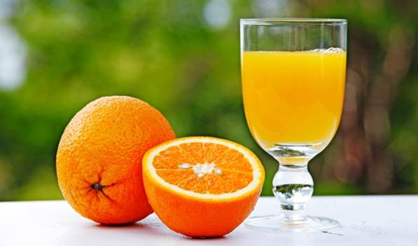 Description: Try some combination of ginger and well-complement food such as orange juice.